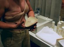 prothèse mamaire en pharmacie